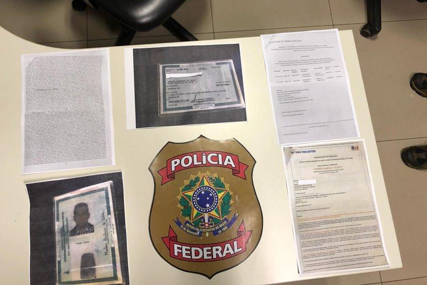 Divulgação/ Polícia Federal