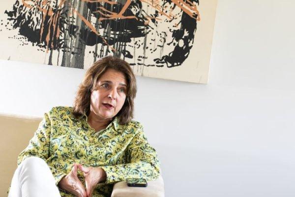 Márcia Abrahão, reitora da UnB