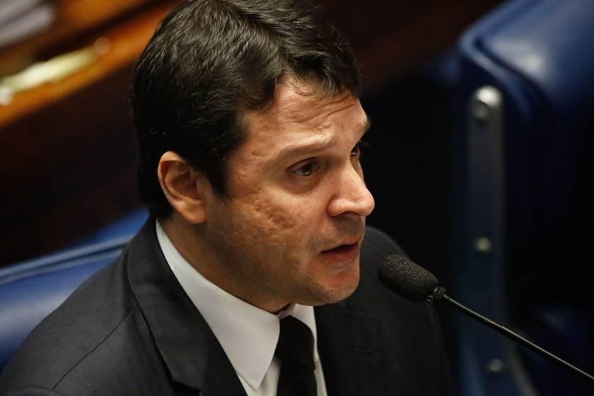 Sessão do julgamento do impeachment - Brasília(DF), 25/08/2016