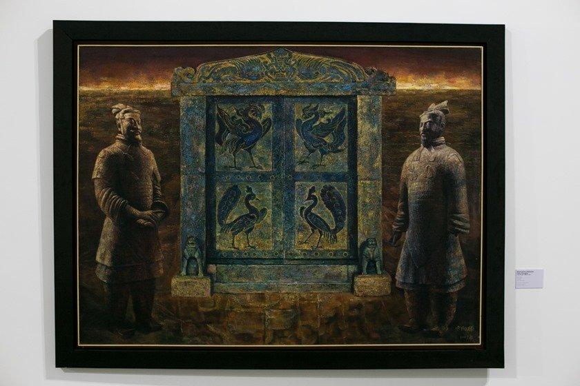 Exposição Arte e Paz