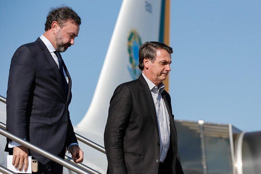 Isac Nóbrega/Presidência da República