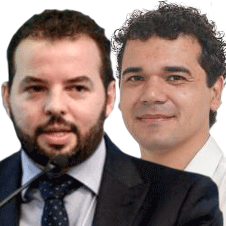 Pedro Bruno Barros de Souza e Robson Eneas de Oliveira