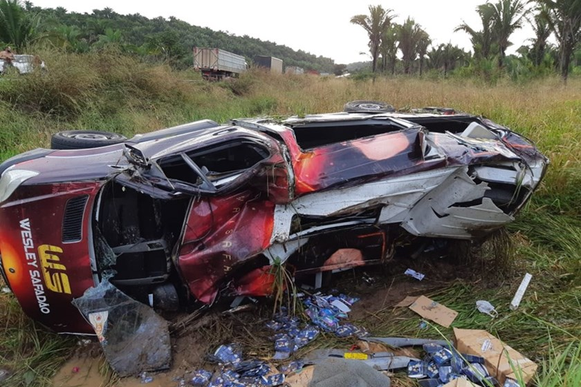 Reprodução/Polícia Rodoviária Federal do Maranhão (PRF-MA)