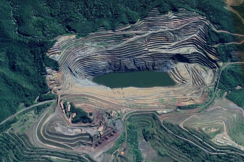 Imagem Google Maps/Agência Brasil