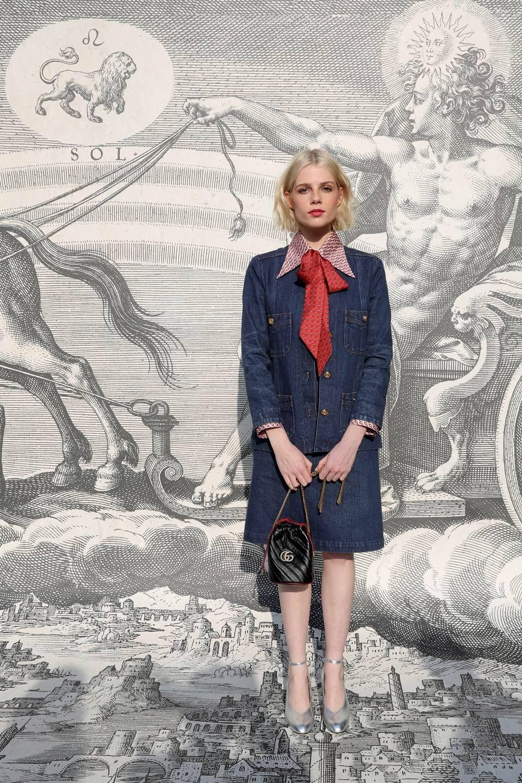 Vittorio Zunino Celotto/Getty Images for Gucci via Getty Images