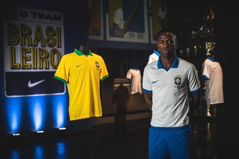 eeeaf81c8b Copa América: seleção faz homenagem a 1919 e vai jogar de branco