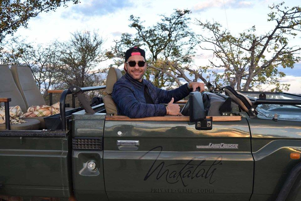 O empresário do ramo do entretenimento se encantou com o turismo de aventura, o roteiro enogastronômico e as belas paisagens do país
