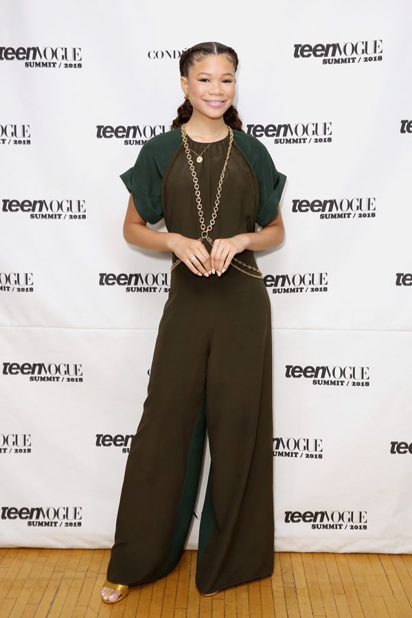 Rachel Murray/Getty Images for Teen Vogue