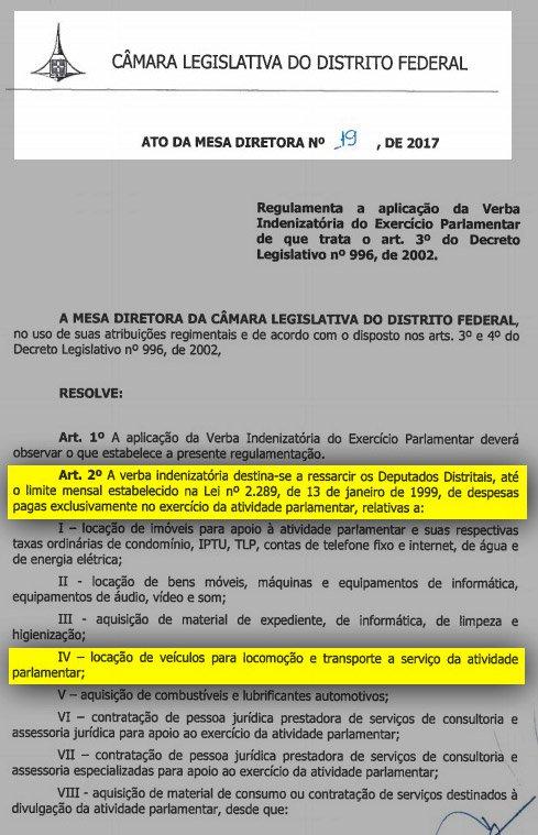 REPRODUÇÃO/CLDF