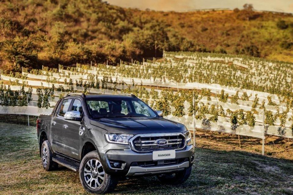Ford enche de tecnologia a Ranger 2020 e mantém preços ...