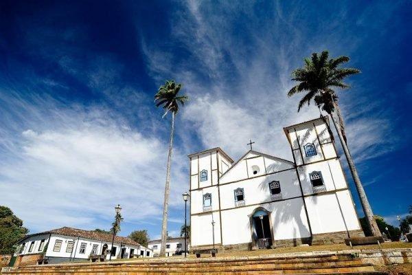 Igrejinha de Pirenópolis