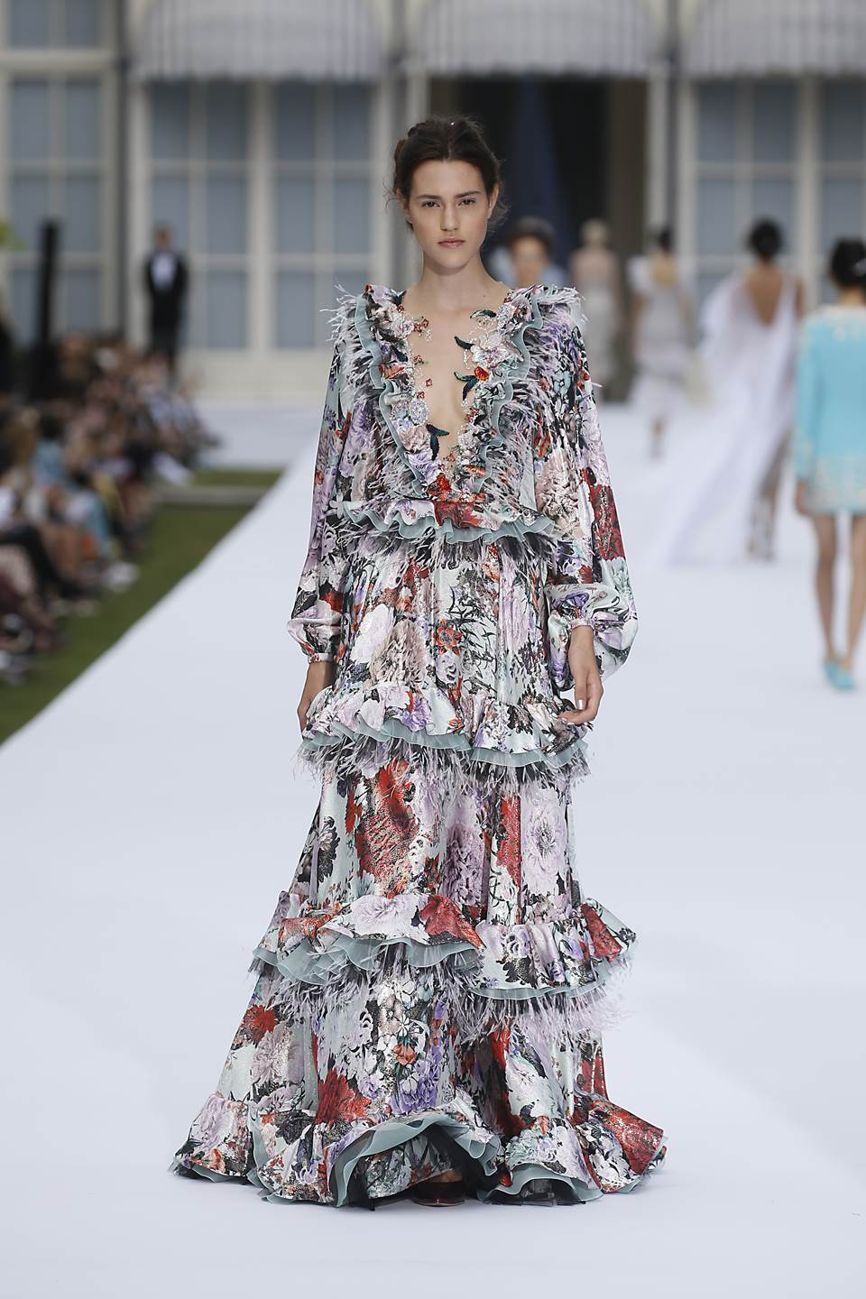 Richard Bord/Getty Images for Ralph & Russo via Getty Images