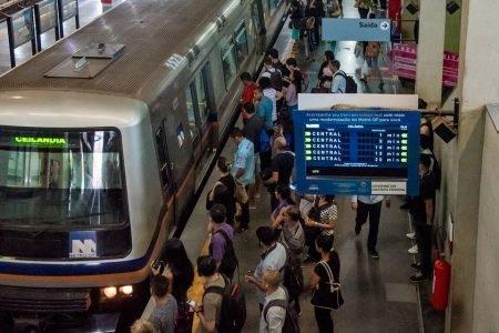 Estação do Metrô-DF