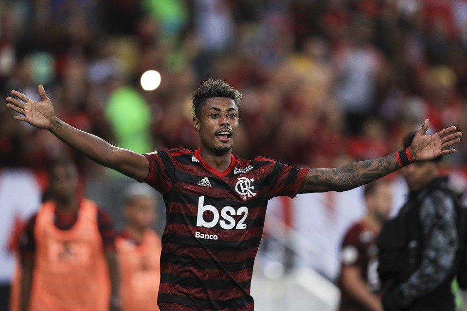 [URGENTE] Flamengo recebe proposta árabe milionária por Bruno Henrique