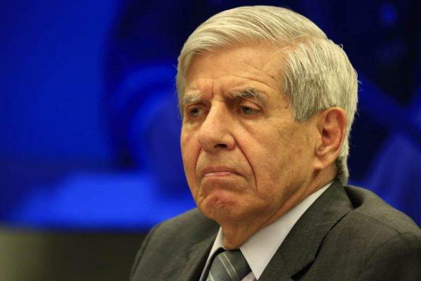 Ministro Augusto Heleno, do GSI