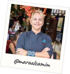 À frente do restaurante Universal, ela embarcou rumo a Lisboa e Porto para conhecer o melhor da gastronomia local gastando pouquíssimo
