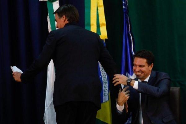 Ramegm com Bolsonaro