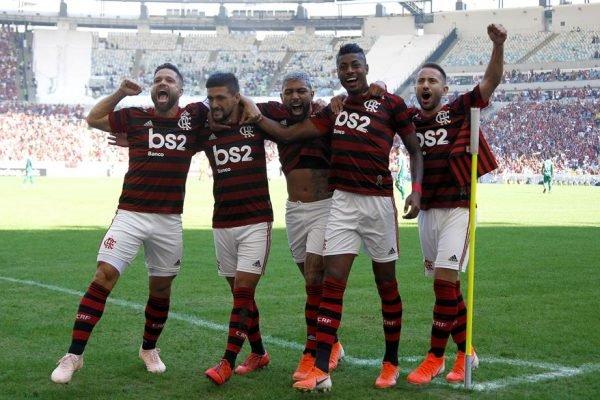 Flamengo Faz A Festa No Maracana E Goleia O Goias Por 6 X 1