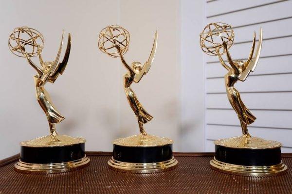 Emmy troféu