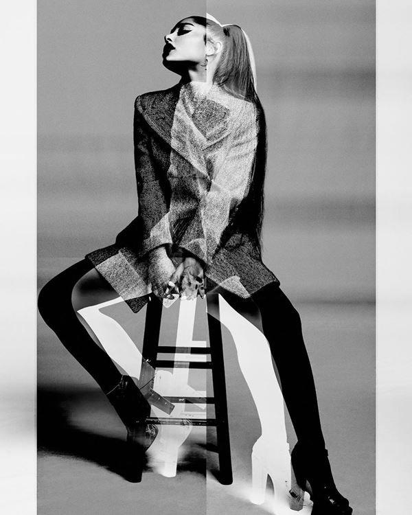 Craig McDean para Givenchy