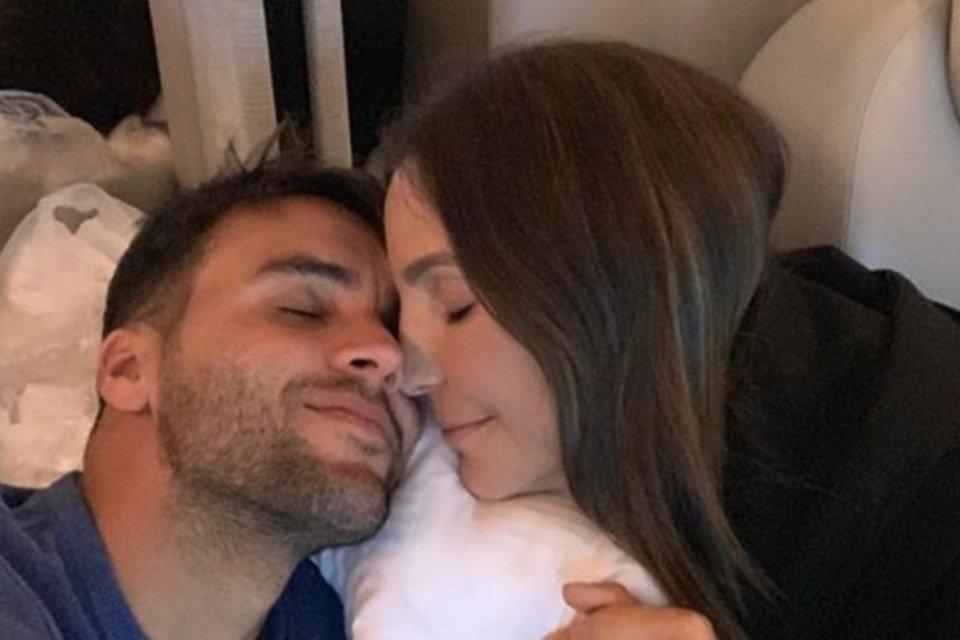 Marido De Ivete Sangalo Mostra Corpão Ao Malhar Com As Filhas