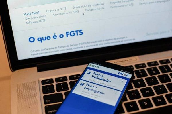 A nova rodada do saque imediato do FGTS será de R$ 1.045 por cotista