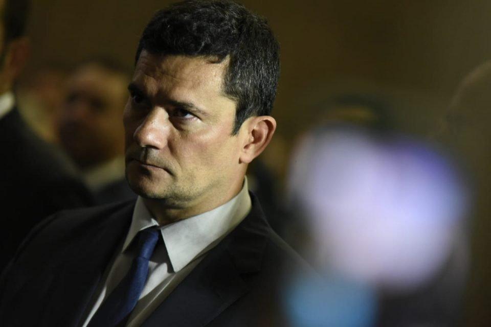 Veja na íntegra o discurso de saída do ex-ministro Sergio Moro
