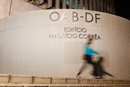 Fachada OAB-DF