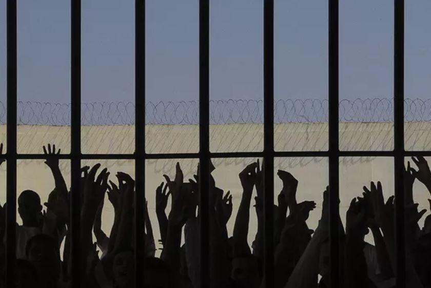 sombra de presos