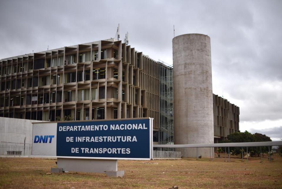 Sede do Dnit em Brasília
