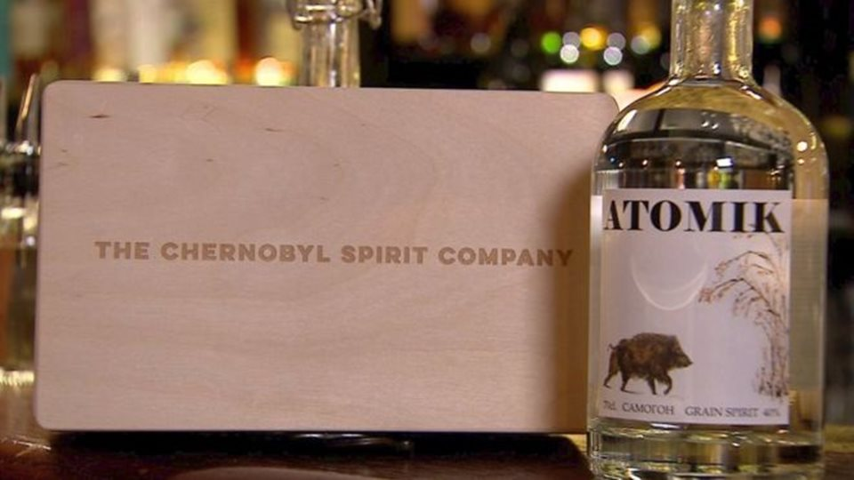 The Chernobyl Spirit Company