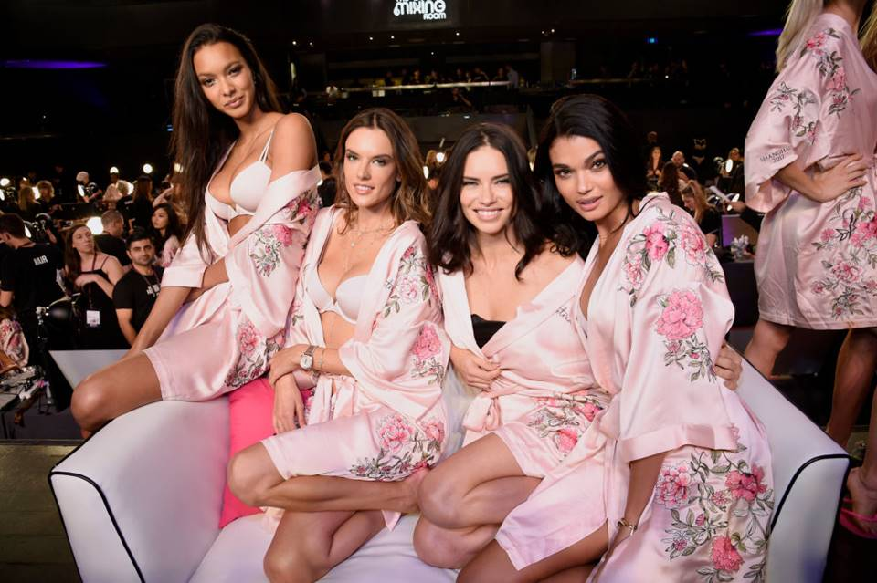 Kevin Mazur/Getty Images for Victoria's Secret