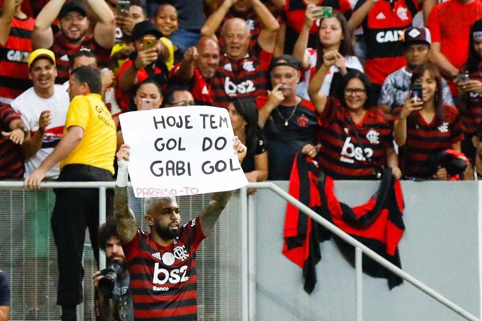 Flamengo Convence Inter A Liberar Gabigol Por R 82 Milhões