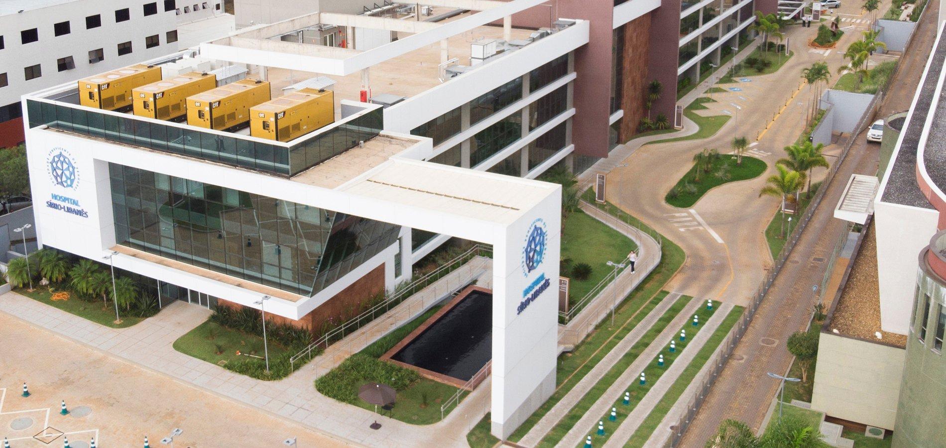 Desde 2011, hospital conta com duas unidades de oncologia e um Centro de Medicina Diagnóstica que, juntos, atendem 40 mil pacientes por ano