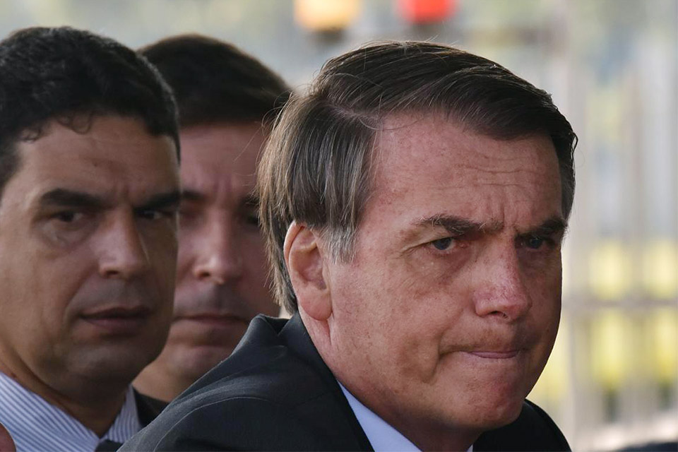 Reprovação de Bolsonaro sobe para 38%, segundo Datafolha