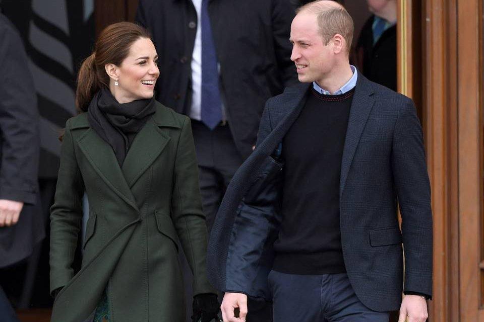 1107599c9999 A história do look de Kate Middleton que cativou o Príncipe William