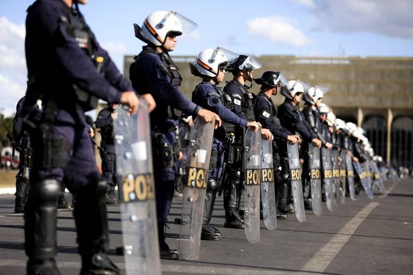 policia militar do df