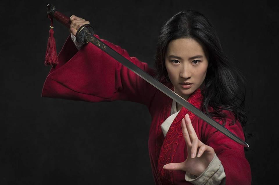 Mulan, da Disney