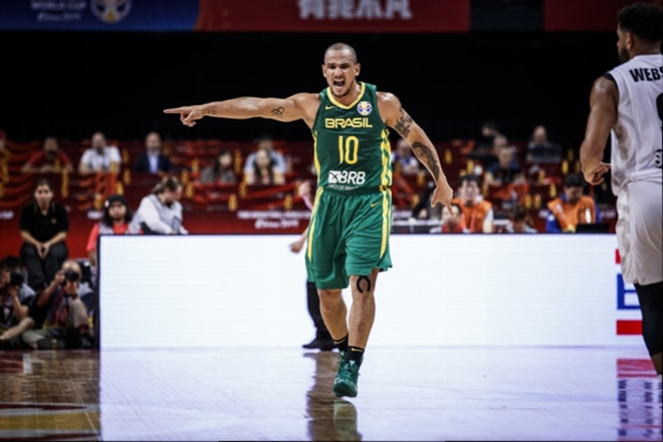 Brasil vence a Nova Zelândia na estreia do Mundial de Basquete