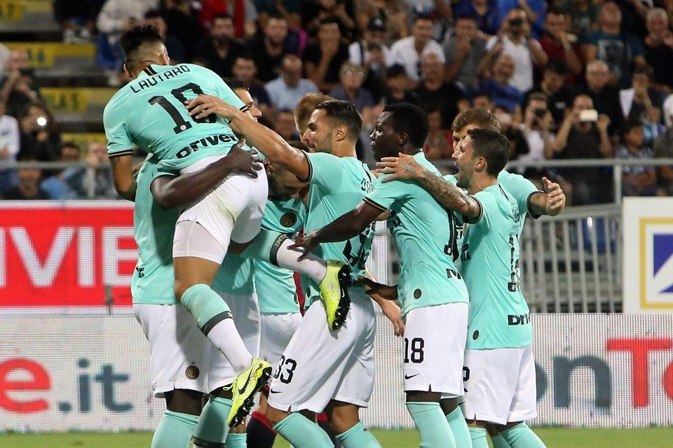 Inter de Milão e Torino ganham e se juntam à Juve com 100% no Italiano