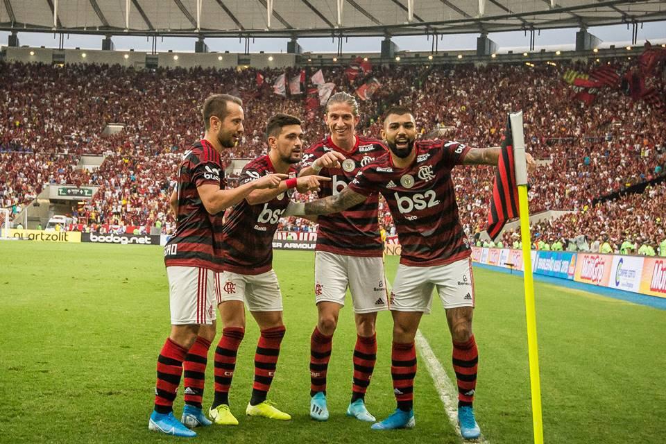 Resultado de imagem para Flamengo no Brasileirão