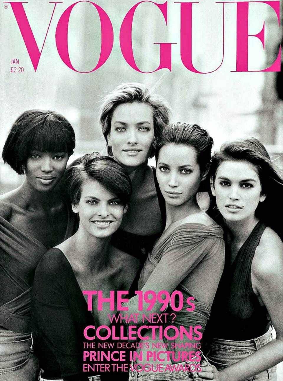Reprodução/Vogue Britânica