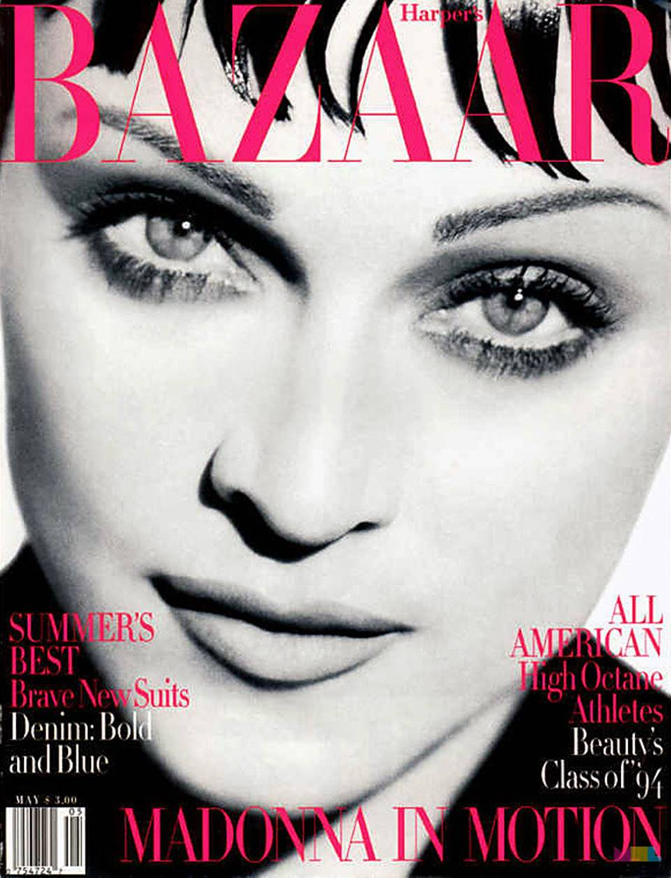 Reprodução/Harper's Bazaar