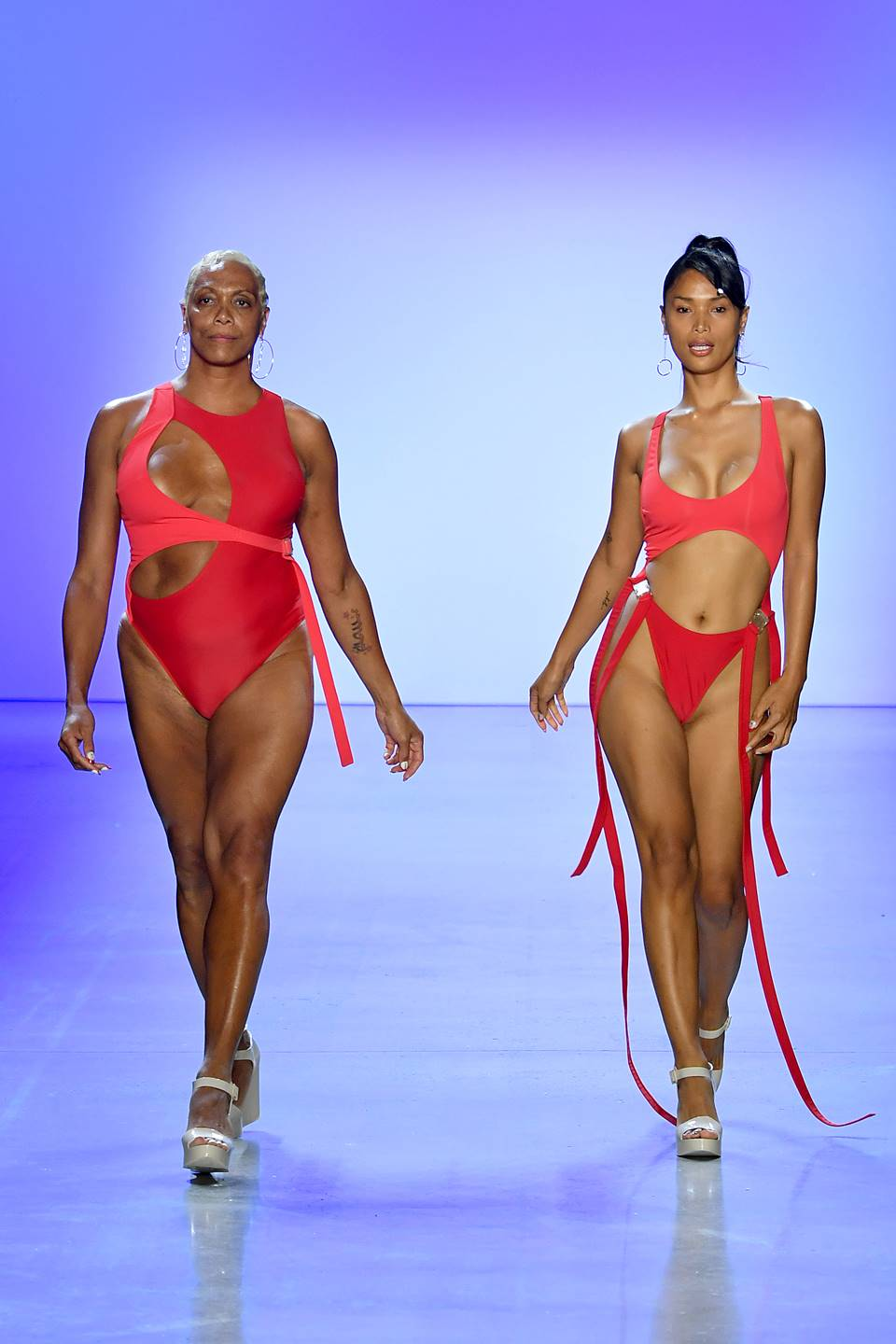 Mike Coppola/Getty Images for Chromat via Getty Images