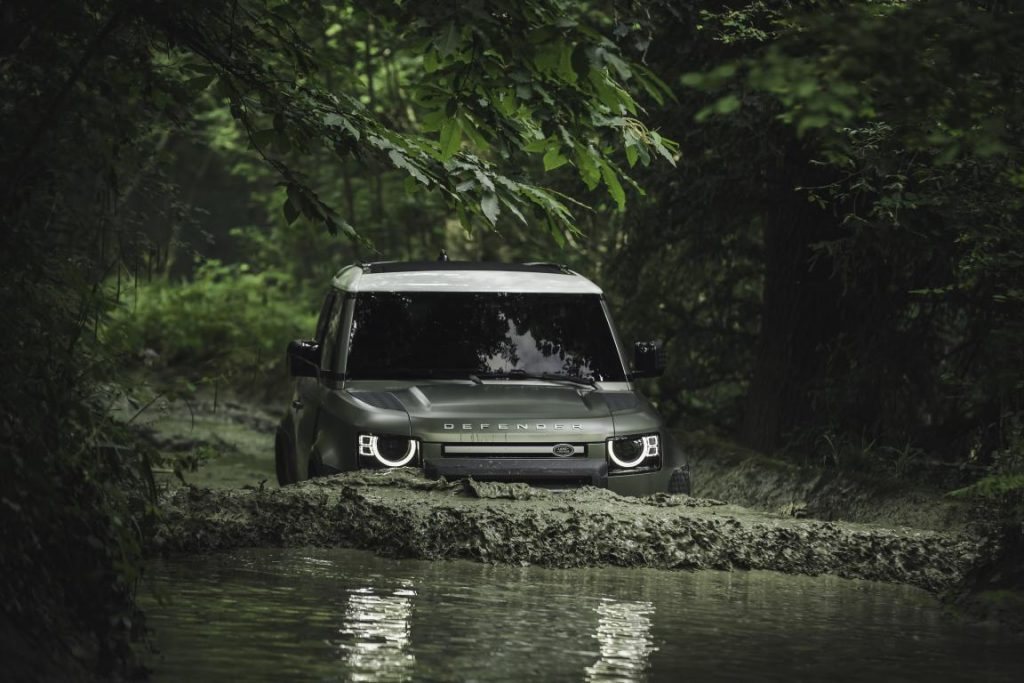 Foto: Land Rover/Divulgação