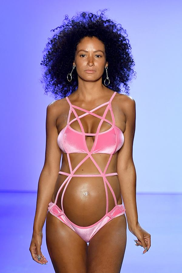 Mike Coppola/Getty Images for Chromat