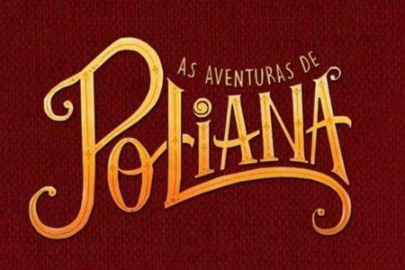 Cena da abertura da novela Aventuras de Poliana
