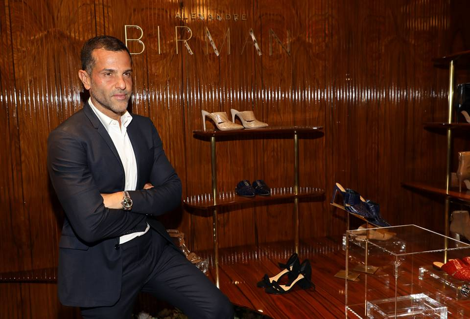 Alexander Tamargo/Getty Images for Alexandre Birman via Getty Images