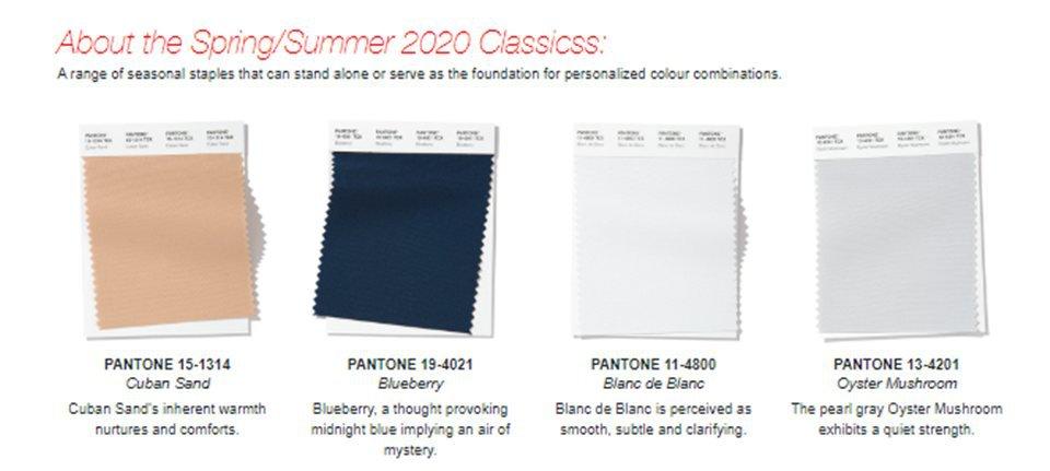 Reprodução/Pantone