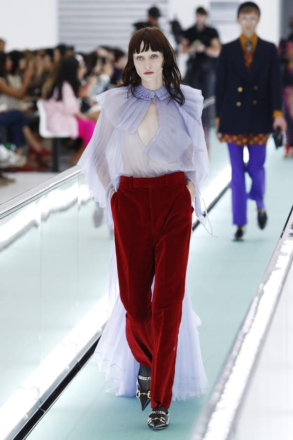 John Phillips/Getty Images for Gucci